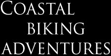 Cycling vacation, bike vacations logo