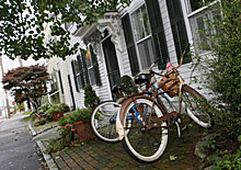 bike tours new england